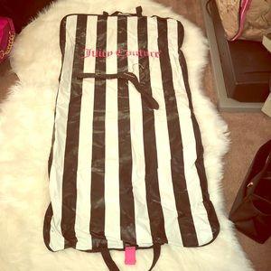 Juicy Couture Garnent bag && Hanger